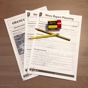 skara-brae-twinkl-planit-news-report-worksheets