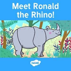 ronald-the-rhino-twinkl-ebook